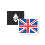 CryptocurrenciesEthereum / Pound ETHGBP