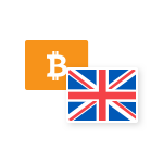 CryptocurrenciesBitcoin / Pound BTCGBP