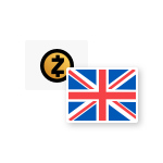 CryptocurrenciesZcash / PoundZECGBP