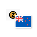 Dash / New Zealand Dollar
