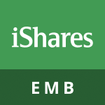 ETFiShares JP Morgan USD EmergingEMB