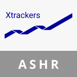 ETFXtrackers Harvest CSI 300 China A-Shares ETFASHR