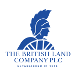 Stocks British Land, BLND.L