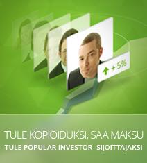 Popular Investor -ohjelma