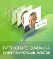 Il programma Popular Investor